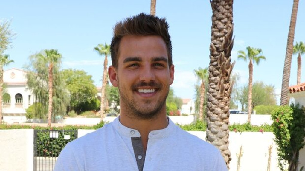 Noah Erb on 'The Bachelorette'