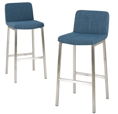 Christopher Knight Home Sabiniano Fabric Barstools