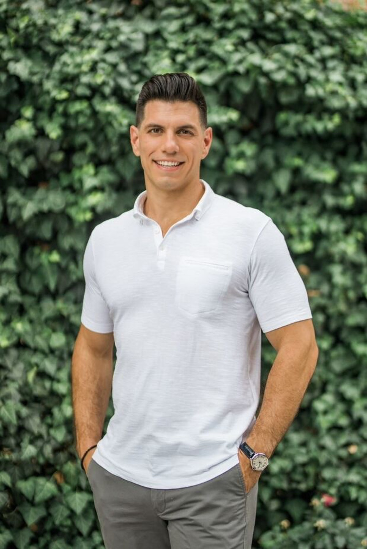 PETER GIANNIKOPOULOS on 'The Bachelorette'
