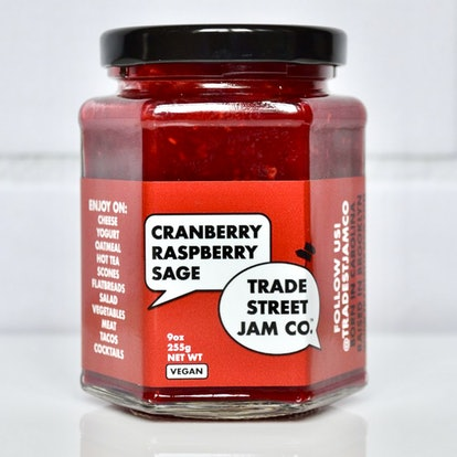 LIMITED EDITION: CRANBERRY RASPBERRY SAGE JAM