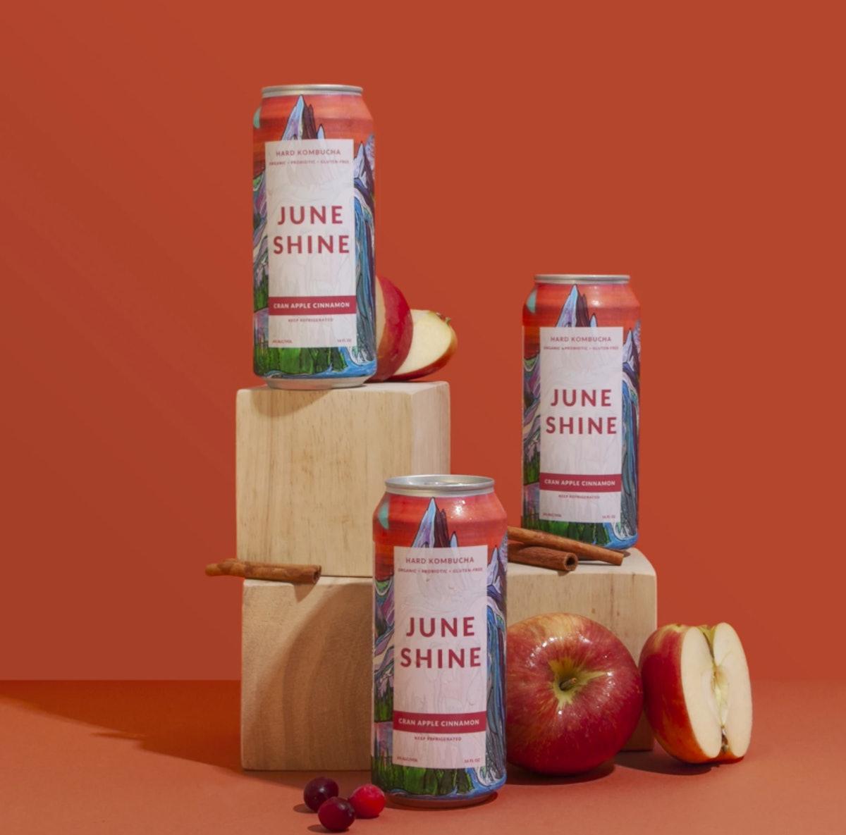 JuneShine Cran Apple Cinnamon