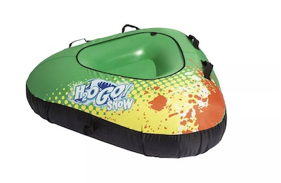 Bestway H2GO Winter Rush Inflatable Kids Large Snow Tube