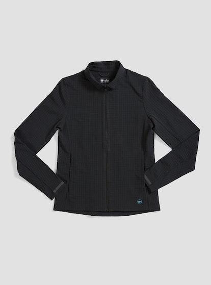 W's Stormrunner Fleece Jacket in Midnight