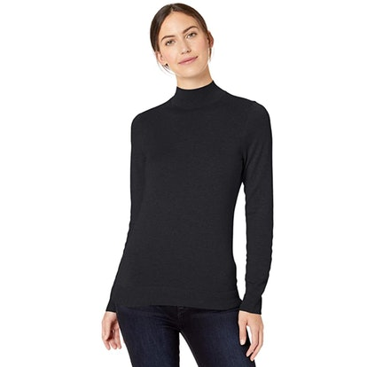 Amazon Essentials Mockneck Sweater