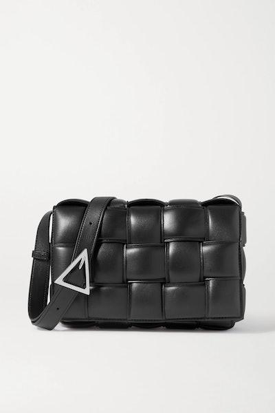 Cassette Padded Shoulder Bag
