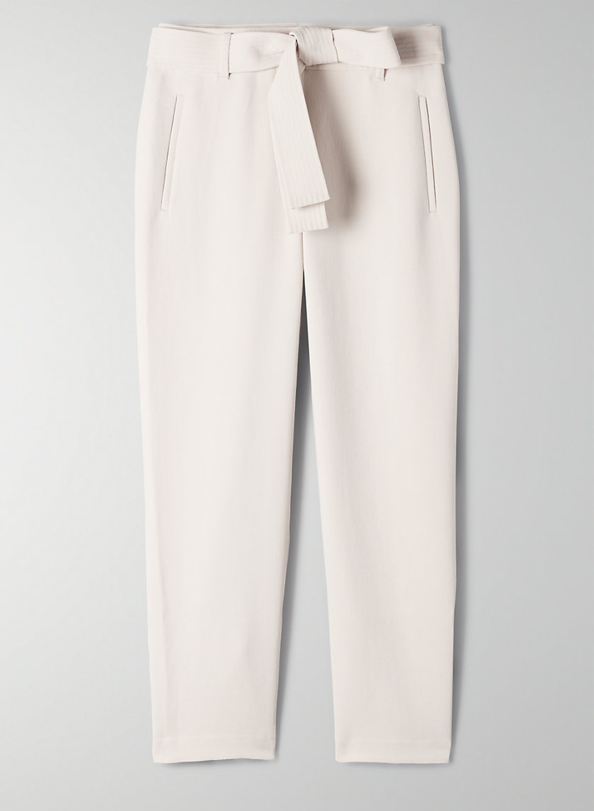 Tie-Front Pant