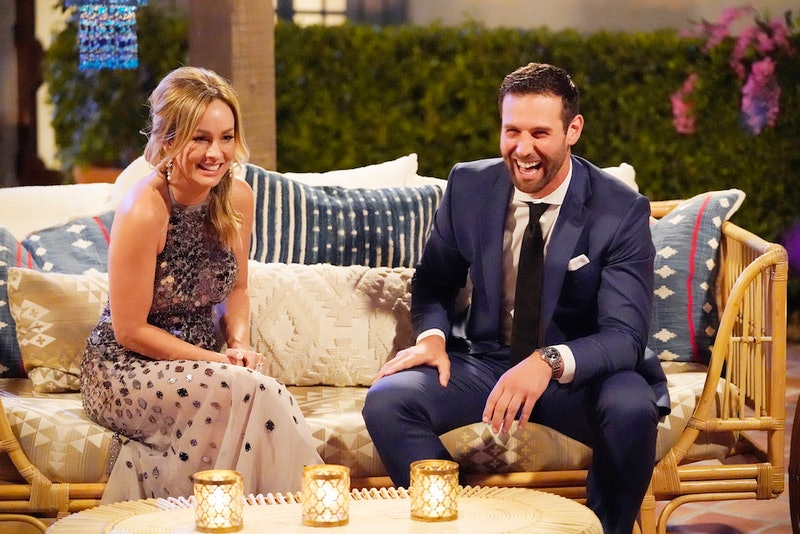 Clare Crawley and Jason Foster in 'The Bachelorette'