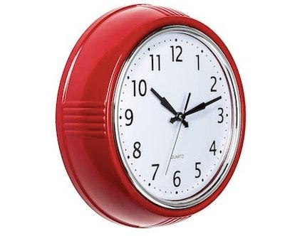 Bernhard Products Retro Clock