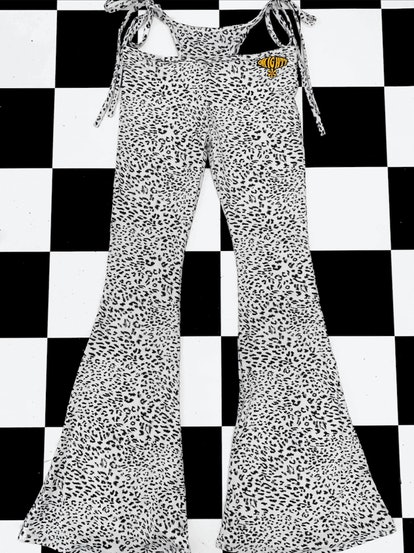 O-Mighty Leopard Baby Gstring Pant