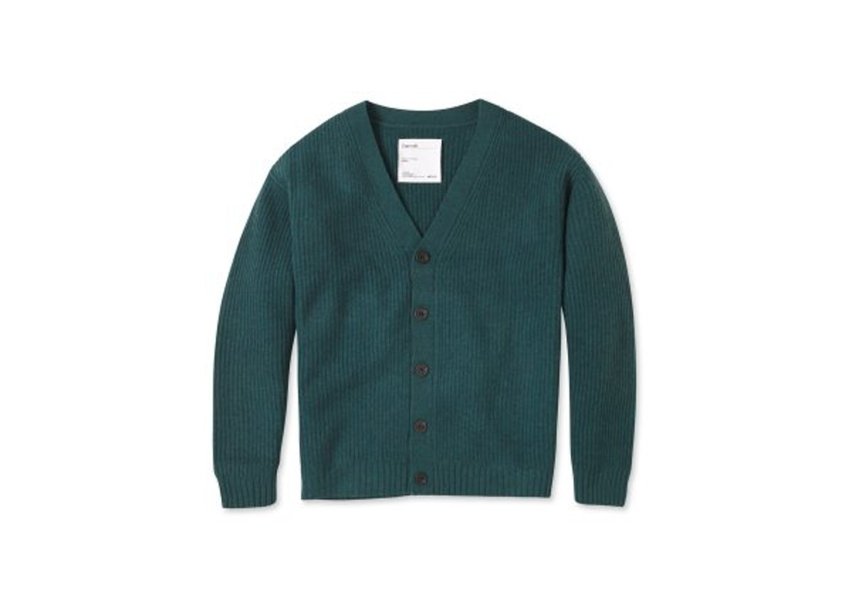 Oversized Cardigan Sweater
