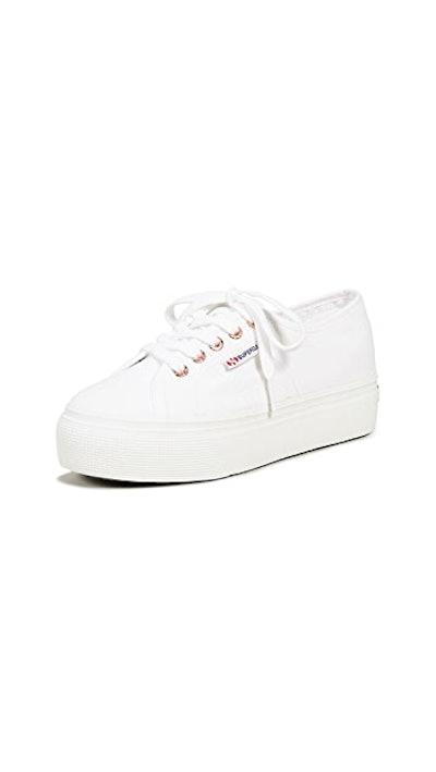 Superga 2790 Linea Up Platform Sneakers