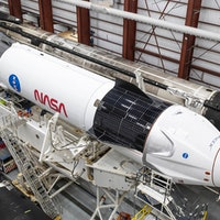 SpaceX Crew Dragon: impressive images show capsule ahead of historic launch