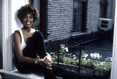 Whitney Houston's Best '90s Fashion Moments