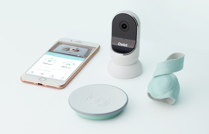 owlet's black friday offerings: baby monitor and smart sock