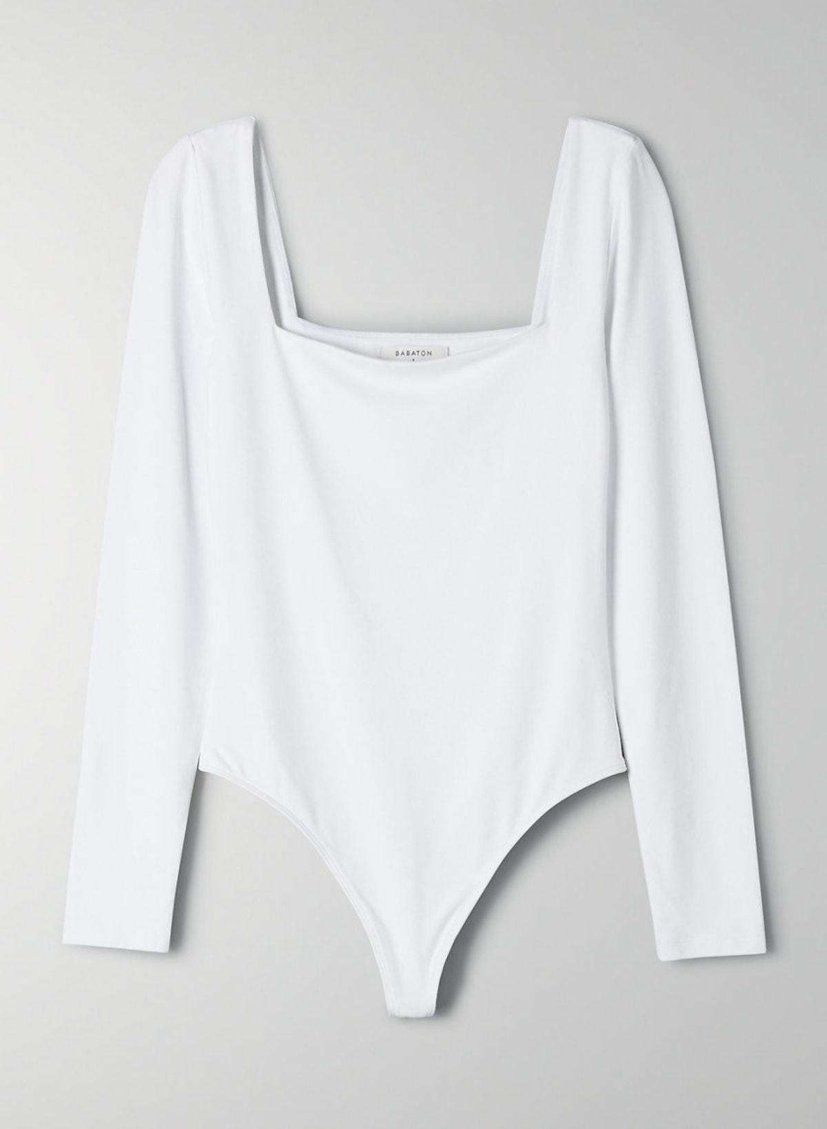 Contour Long Sleeve Bodysuit