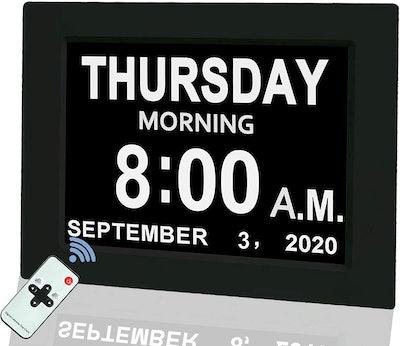 JALL Digital Calendar Clock