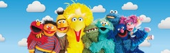 'Sesame Street' made its first debut in 1969.