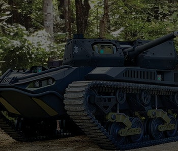 The U.S. Army is developing semi-autonomous tanks that can defend the frontlines for soldiers.