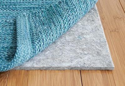 RUGPADUSA 1/4-Inch Felt Cushioning Rug Pad