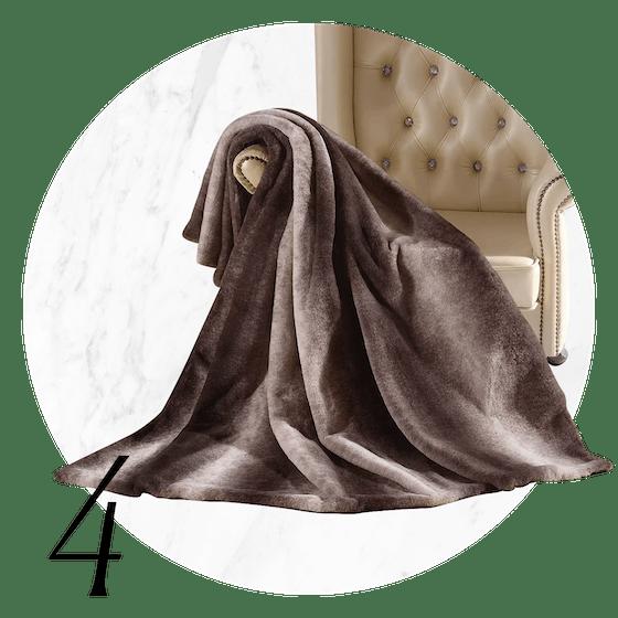 Member's Mark™ Luxury Faux Fur Throw