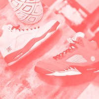 Wearing the Jordan 5 'What The': A mix of greatest hits