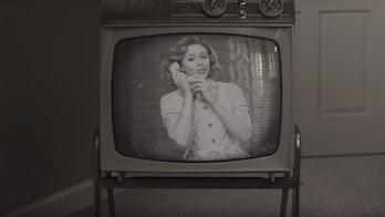 wandavision tv set scarlet witch