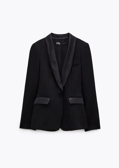 Tuxedo Jacket With Lapels