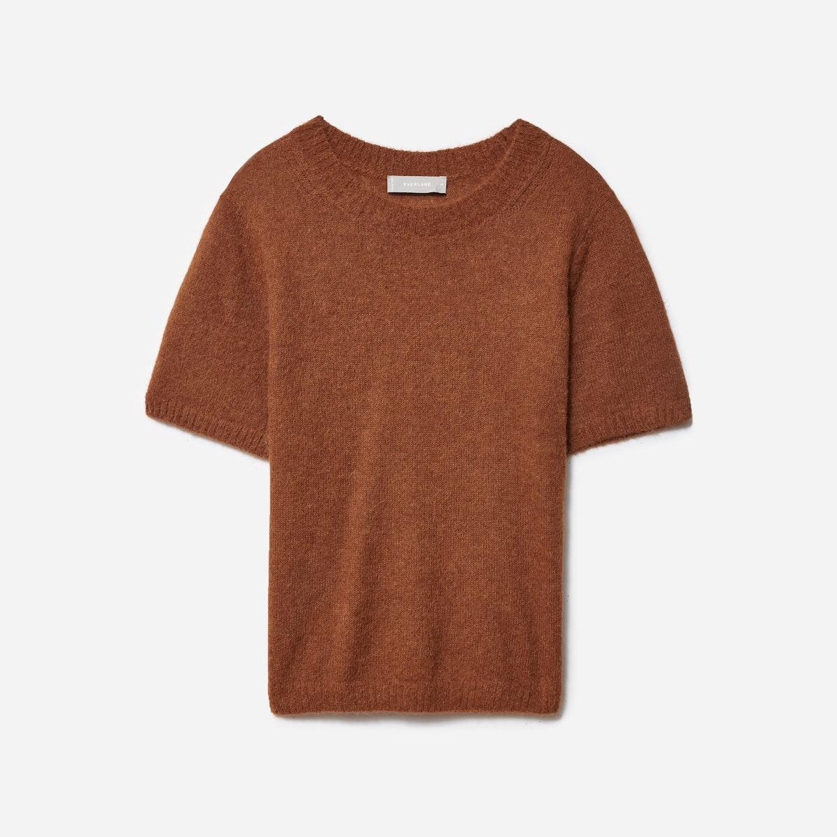 Alpaca Sweater Tee