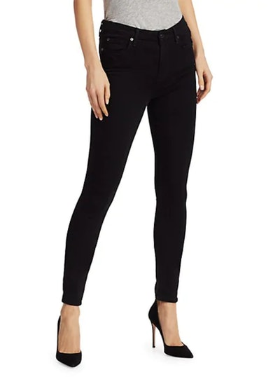 The High-Rise Skinny Slim Illusion Jeans