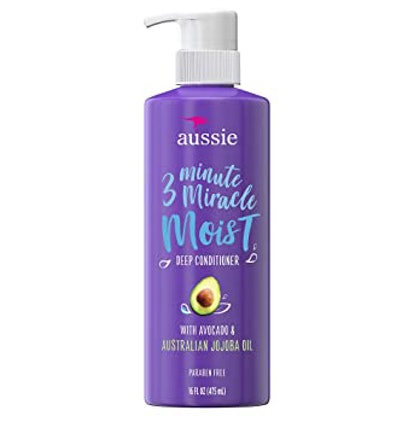 Aussie 3-Minute Miracle Moist Deep Conditioner (3-Pack)