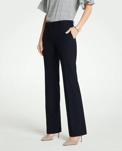 Tulea Flared Bootleg Trousers