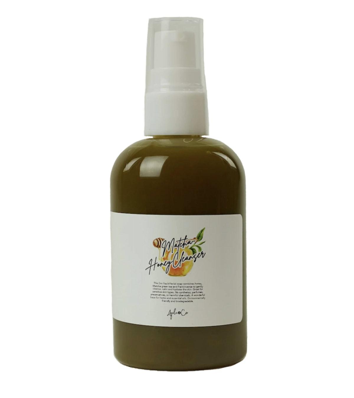 Matcha Honey Cleanser