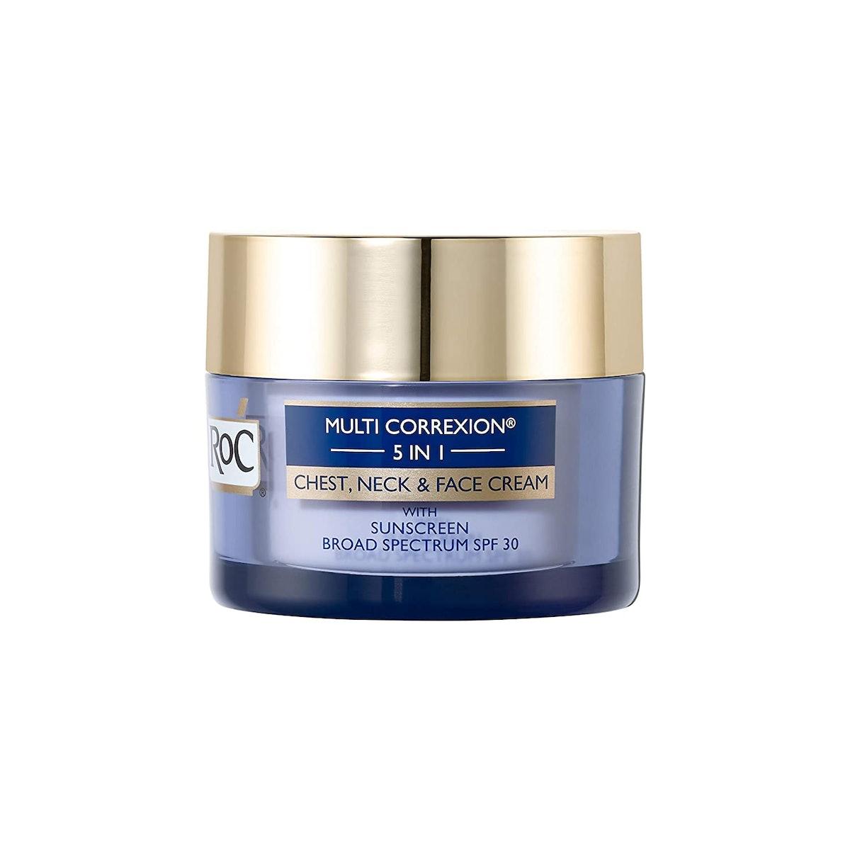 Roc Multi Correxion 5 in 1 Chest, Neck & Face Cream With Sunscreen