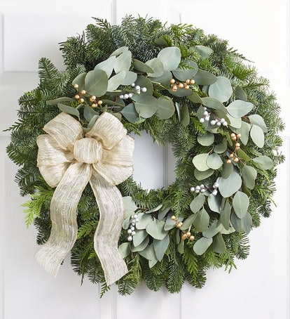 Winter Elegance Wreath