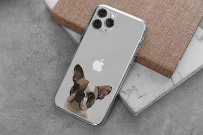 Custom Pet Portrait Phone Cases