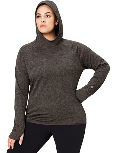 Core 10 Warm Thermal Fitted Run Hoodie