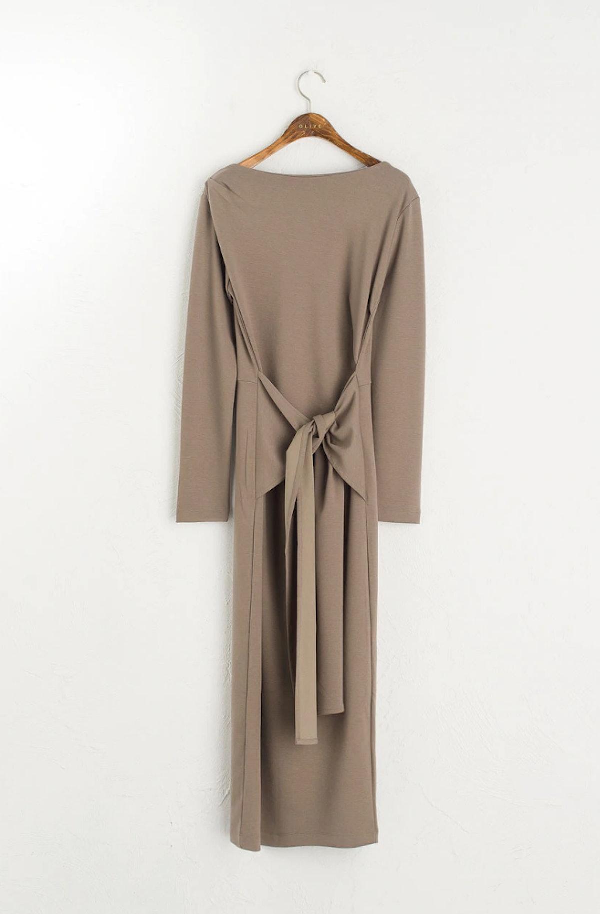 Aurelia Sash Dress