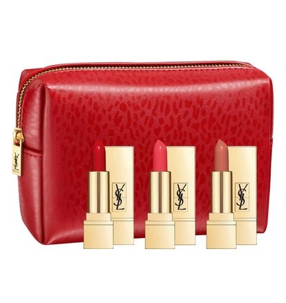Travel Size Rouge Pur Couture Lipstick Trio