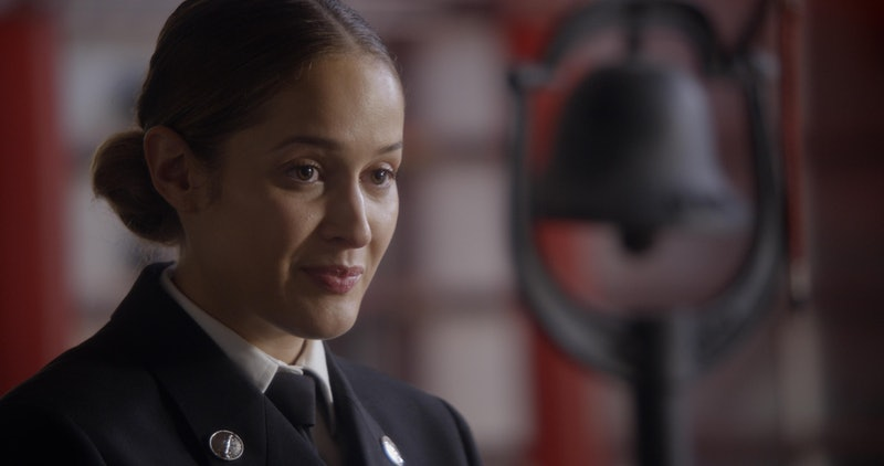 Andy on Station 19 via the ABC press site