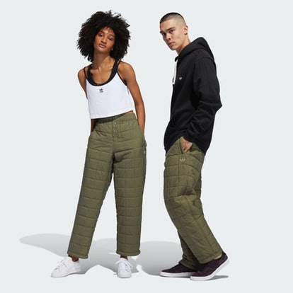 Adidas Quilted Pants Gender Neutral