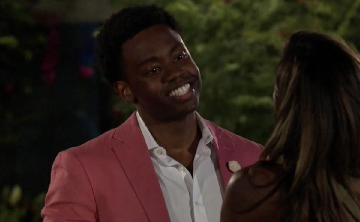 Who Is Montel Hill On Tayshia's 'Bachelorette' Cast