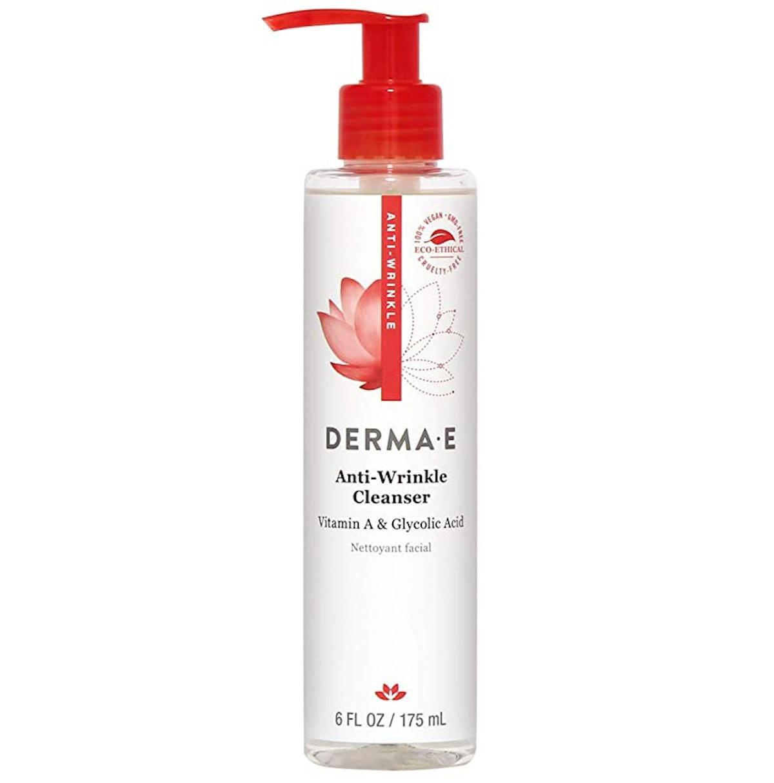DERMA E Anti-Wrinkle Cleanser