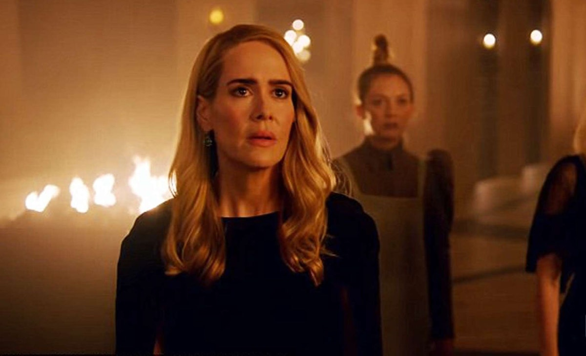 Ryan Murphy posted the first look at 'American Horror Story' Season 10.