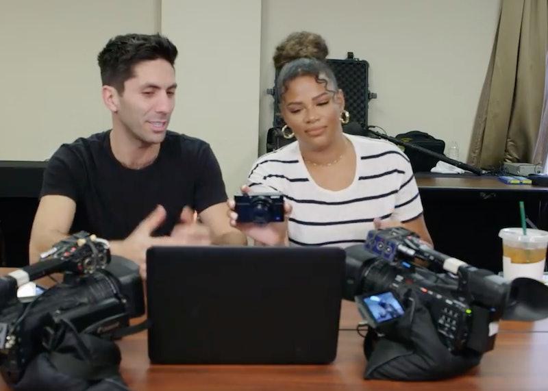 Nev Schulman and Kamie Crawford investigate Jake Fuller's catfish case.