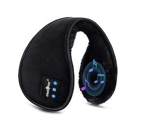 LC-dolida Bluetooth Ear Muff Warmers