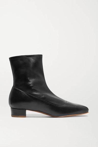 Este Leather Ankle Boots