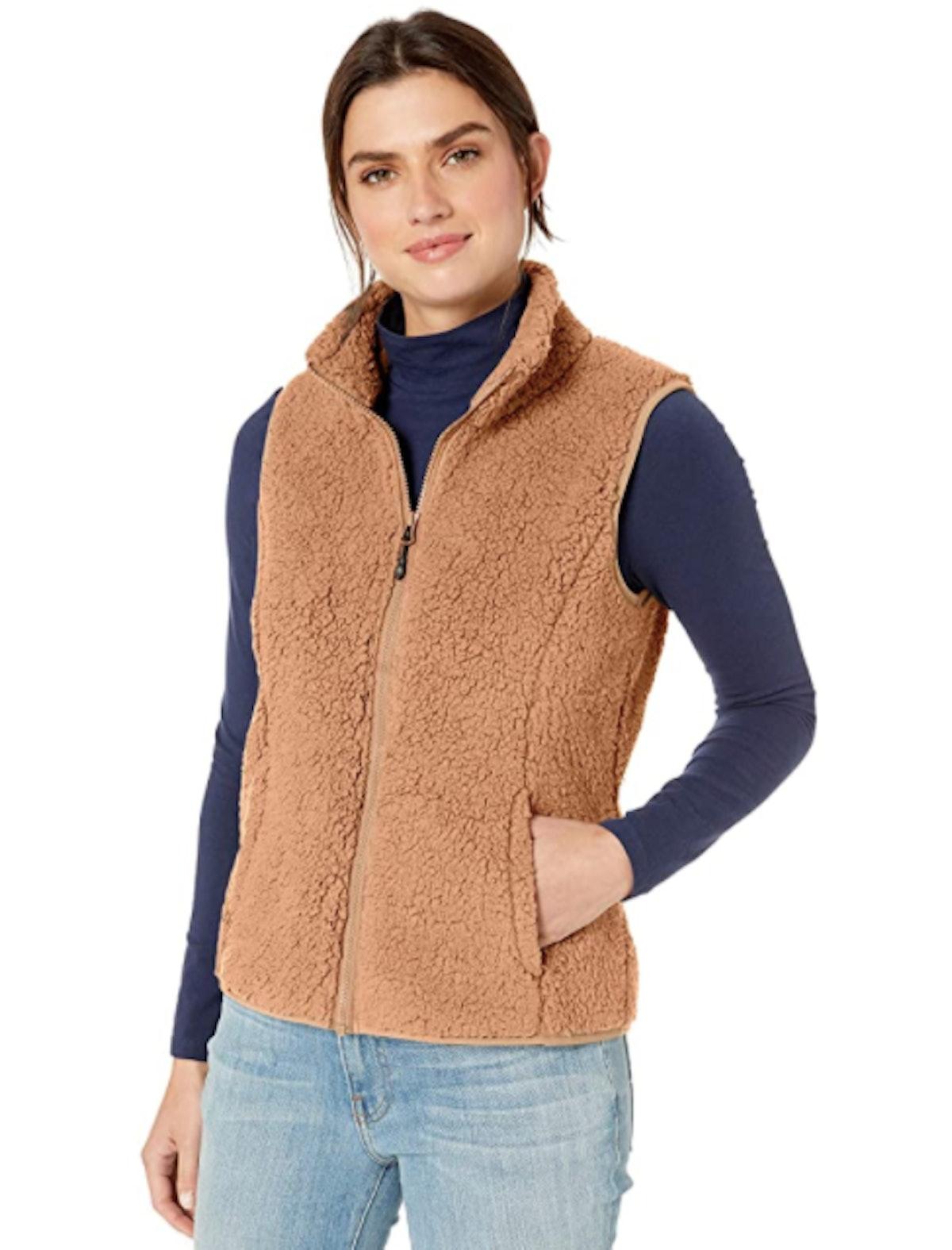 Amazon Essentials Sherpa Vest