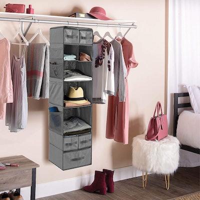 Zober 9-Shelf Closet Organizer