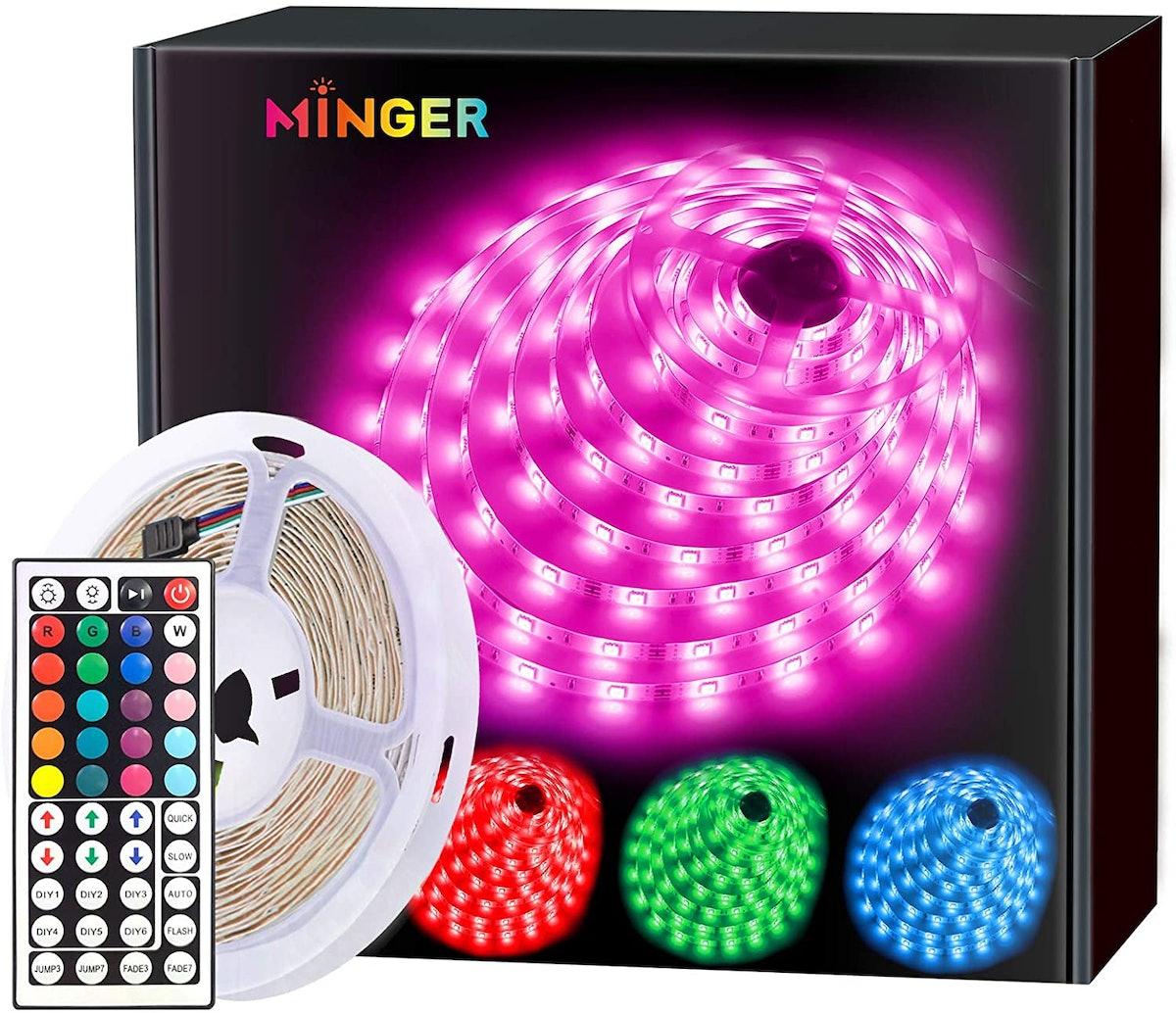 MINGER LED Strip Light (16.4ft)