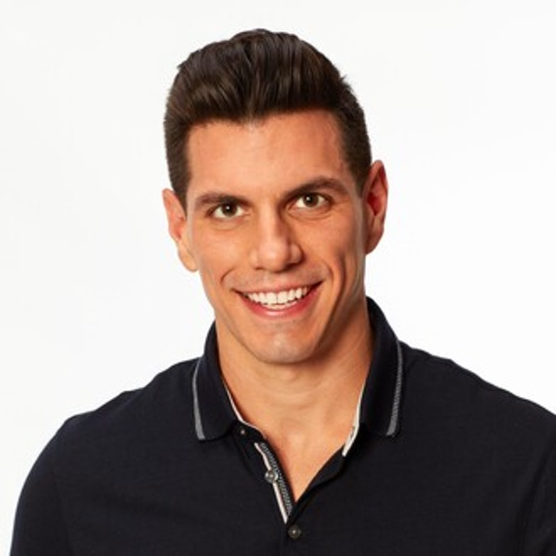 Peter Giannikopoulos is one of Tayshia Adams' new contestants on 'The Bachelorette.'